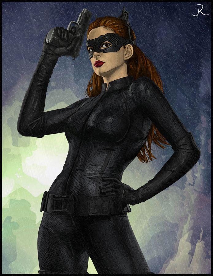 Selina Kyle/Catwoman (Full) by SpideyVille.deviantart.com on @deviantART