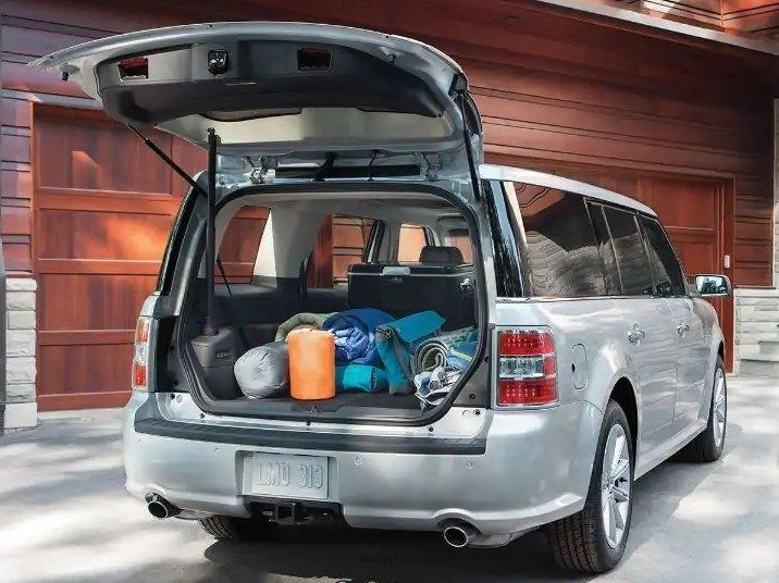 These 2020 Ford Flex Is Some Three Row Crossover Suv Containing A Great Deal To Provide As Its Label Implies This Version Is Really Accommodating Also It Can