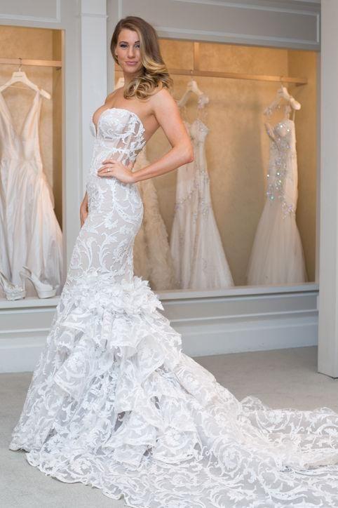 78  ideas about Pnina Tornai Wedding Dresses on Pinterest  Pnina ...