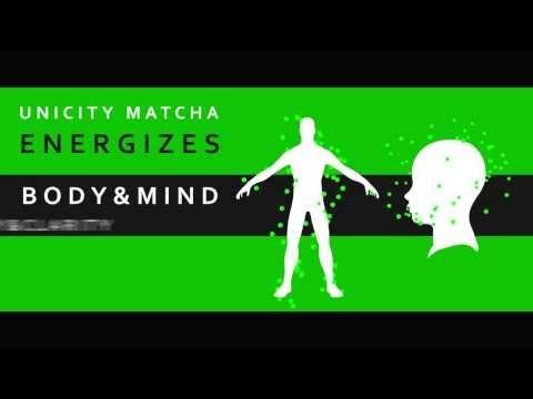 Unicity Matcha - YouTube