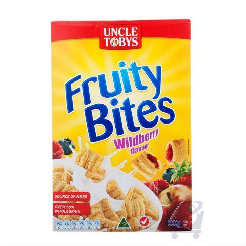 Uncle Tobys Fruity Bite Cereal – Uncle Tobys, 500g | Shop Australia