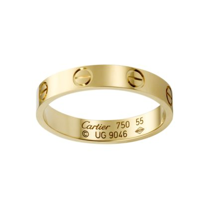 Cartier Love Ring in Yellow Gold If someone would so kindly get this for me for my 25th birthday in February.  Thanksss