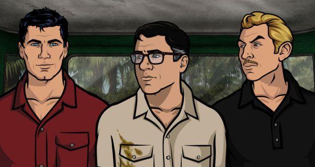 "Archer Season 5, Episode 7 Review: ""Archer Vice: Smugglers' Blues"""