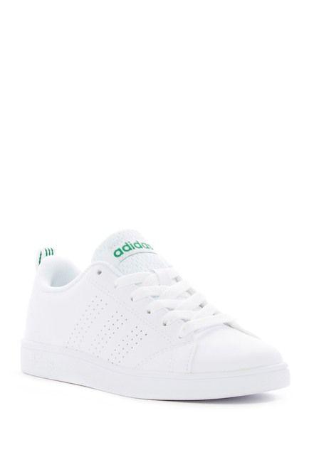 Image of adidas VS Advantage Clean Sneaker (Little Kid   Big ... 30da50180af3a