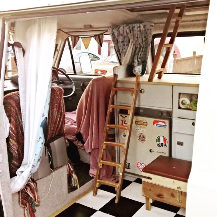 van interior - Camper Design Ideas