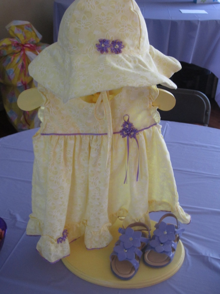 Baby shower centerpiece party ideas