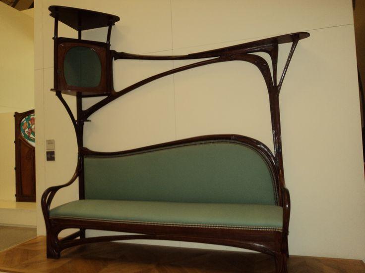 Hector guimard mus e d 39 orsay art nouveau art deco pinterest - Doucheruimte deco ...