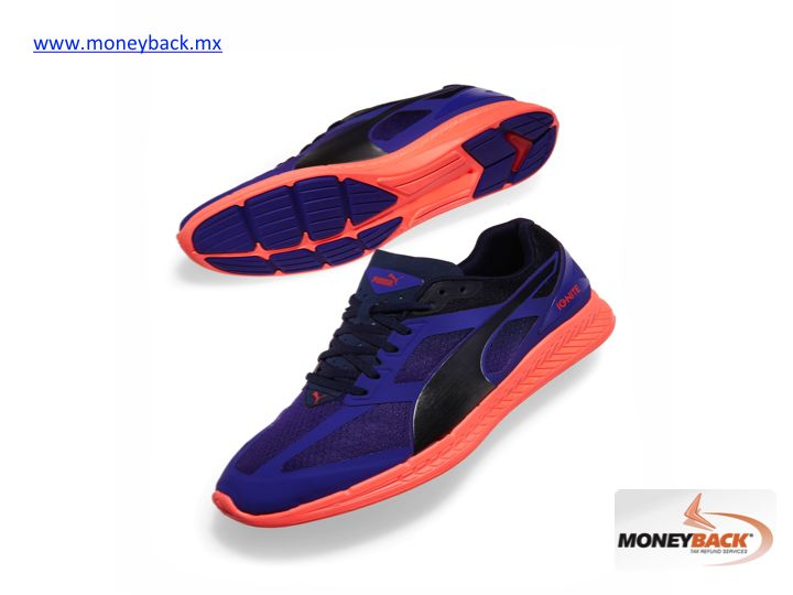 With a full-length midsole's Ignite foam the new Puma shoe for runners offers high rebound cushioning and comfort where you most need it. ForEverFoam, a special kind of foam, placed in the heel to disperse impact, provides extra durability and makes you faster. In Puma Mexico you can get our tax refund services. #moneyback  #taxrefund #travelmexico    Con espuma IGNITE a todo lo largo de la entresuela, el nuevo tenis Puma para corredores ofrece alta amortiguación de rebote y comodidad en…