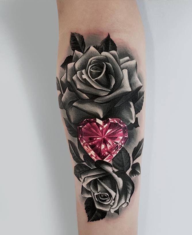 Füttern Sie Ihre Sucht mit 50 jener schönsten Rose-Designs zu Händen Männer und Frauen – #DER #Designs #Frauen # zu Händen # Füttern #Ihre # Männer #mit #rose # schönsten #Sie #sucht #Tattoo #und – sheKC