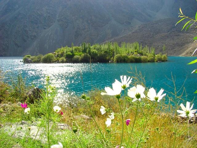 Satpara Lake - Skardu - Northern Areas - Pakistan