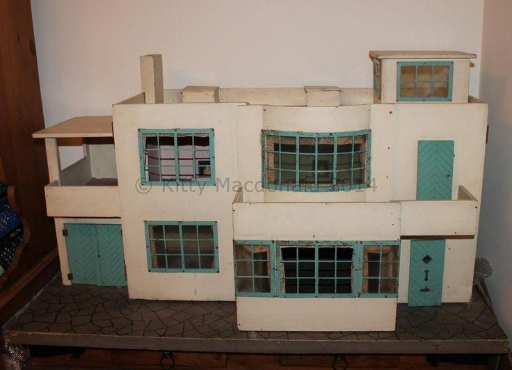 SUPER VINTAGE 50S DOLLS HOUSE SETTEE | EBay | Dolls Furniture | Pinterest |  Settees, Doll Houses And Vintage Dolls