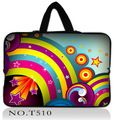"Rainbow Notebook Bag Smart Cover For ipad MacBook Laptop Sleeve Case 7"" 10"" 12"" 13 "" 14 "" 15"" 17"" Laptop Bag"
