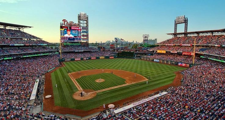 After playing at the multipurpose Veterans Stadium for 33 years the Philadelphia Phillies finally got a ballpark of their own and moved next door into Citizens Bank Park in 2004. The Phillies originally tried to have their new park build downtown but due to additional costs and the fact that the land was already available next to Veterans Stadium the team as well as the Eagles quickly agreed that the South Philadelphia Sports Complex was the best location for their new stadiums. In 2008 at…
