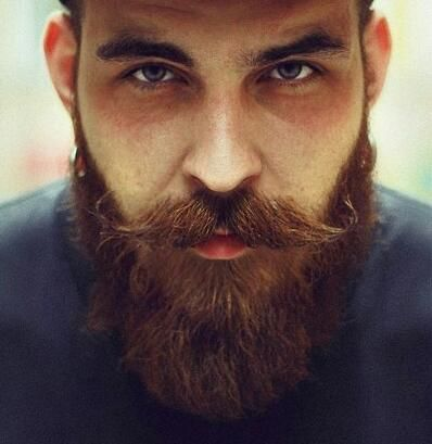 A Wonderfully Twirly Mustache Moustache Amp Beard