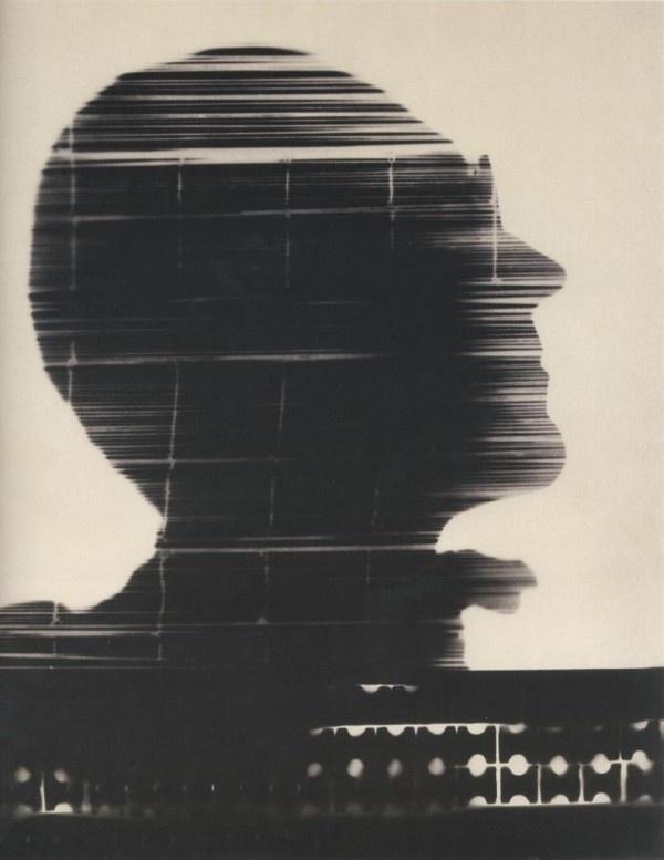 Le Corbusier silhouette