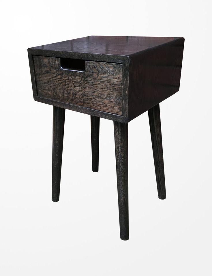 Scandinavian Nightstand Bed Side Table Set от CandlewoodFurniture