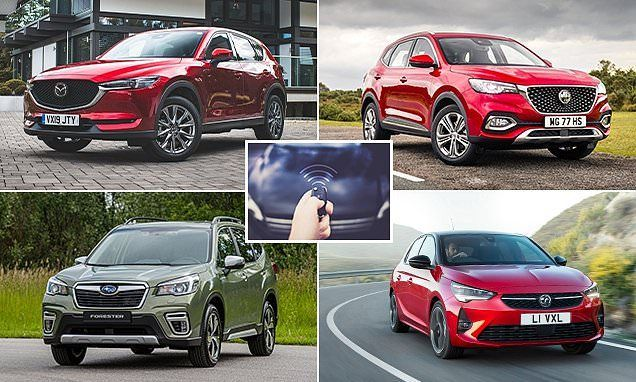 New Cars Being Brought To Market Still Vulnerable To Keyless Thefts Vulnerability Subaru Forester Bring It On