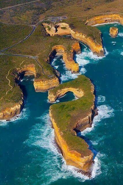 The Twelve Appostles, Great Ocean Road, Victoria