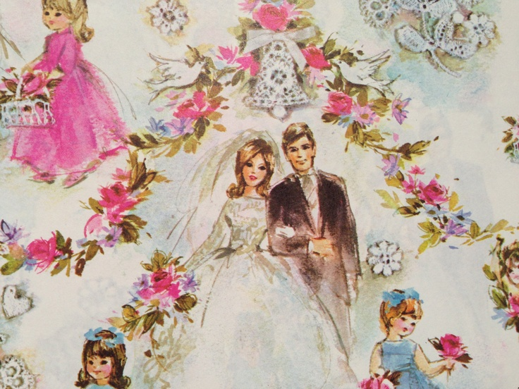 Retro Wedding Gifts: 1000+ Images About Wedding Gift Wrap On Pinterest
