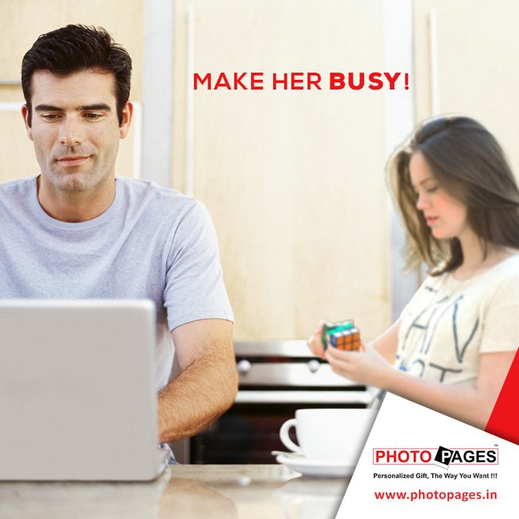 You enjoy her company but at times all you need is a little space, hand her a Rubik's cube with the best captured moments printed on it. #Personalizedgift #personalized #rubikscube #Ahmedabad  #PhotoPages #India Personalized Rubik's Cube: http://ow.ly/YRFxl