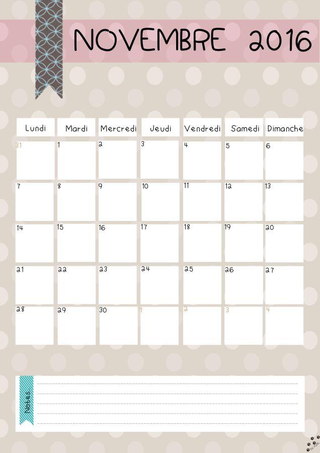 1000 Id Es Sur Le Th Me Calendrier 2016 Sur Pinterest Calendrier 2016 Imprimable Calendrier