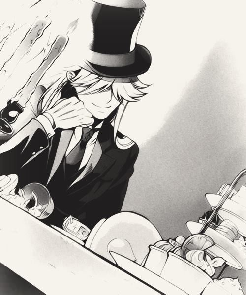 I am guilty of shipping myself with both Undertaker and Soma (Separately of course!) DX