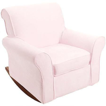 Dorel Rocker Slipcover, Pink Slipcovers