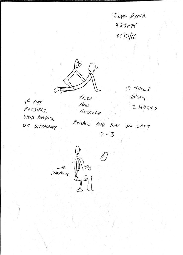 Polyclinic Thoracic Spine Stretch #1