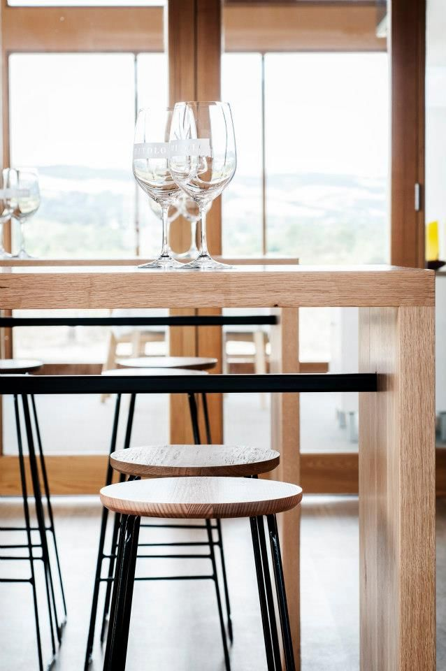 HS700 Stool At Mitolo Winery McLaren Vale
