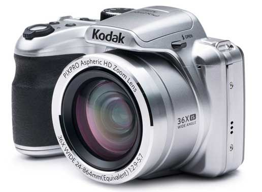 Kodak PIXPRO AZ 361 with 36x Optical Zoom Launched in India know more on http://www.techmagnifier.com/news/kodak-pixpro-az-361-with-36x-optical-zoom-launched-in-india/
