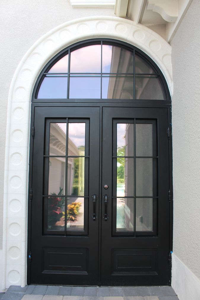 25 Best Modern Wrought Iron Doors Images On Pinterest