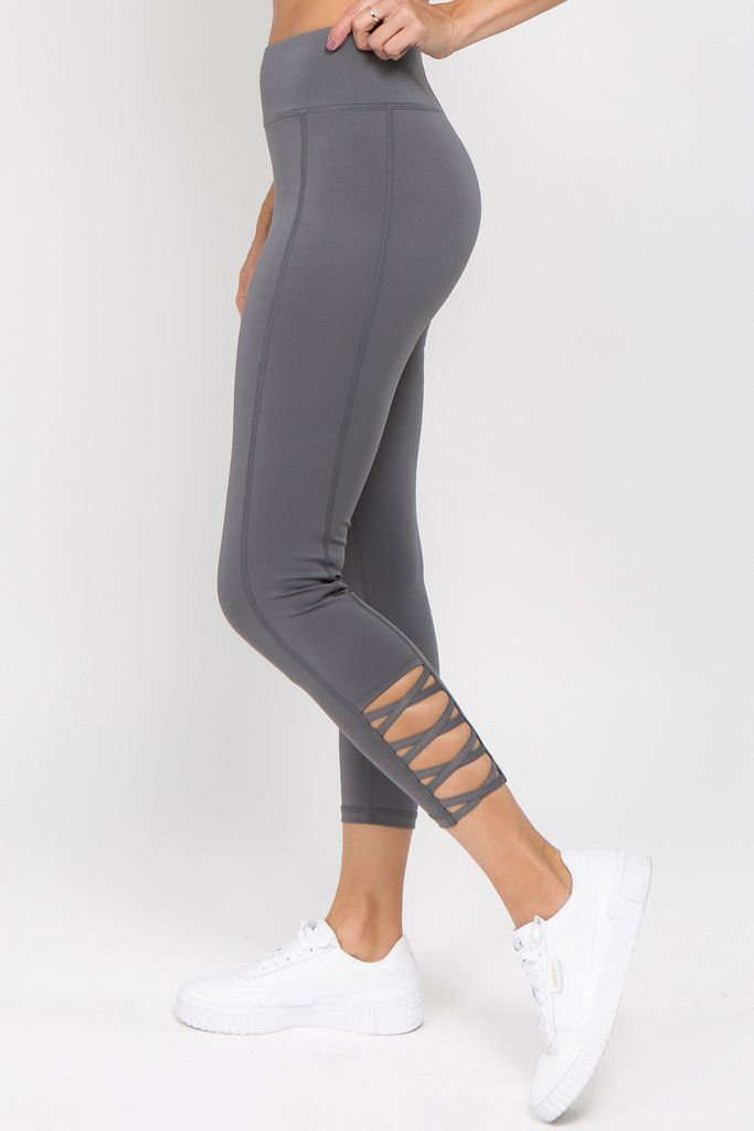 44ead995b6e67 These leggings will definitely go with everything in your closet. Shop new  workout clothes on ICONOFLASH.COM