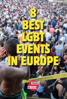 8 Best LGBT Events in Europe 2016