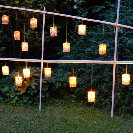 17 best ideas about paravent jardin on pinterest for Lumieres exterieures pour jardin