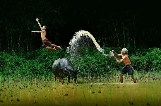 Oops by Hardibudi    #photography #indonesia #motion