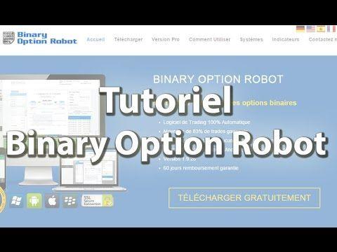 Binary Option Robot : Avis, tutoriel sur le robot de trading