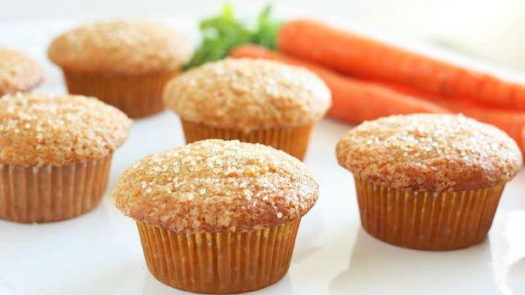 Muffin alle carote - Ricette Bimby