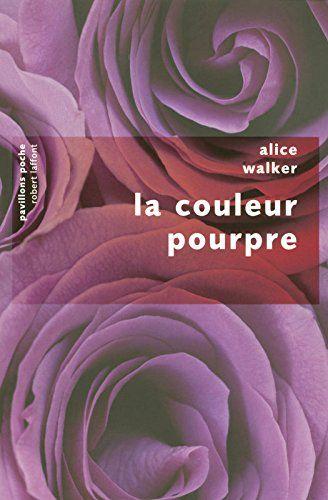 La couleur pourpre - NE - Pavillons poche de Alice WALKER http://www.amazon.fr/dp/2221110536/ref=cm_sw_r_pi_dp_1P9Dwb0QRWG4J