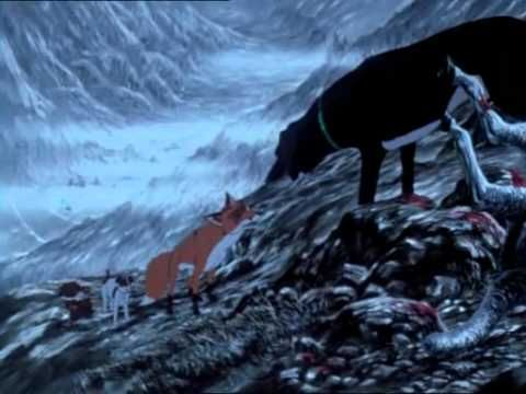 "Full movie of ""The Plague Dogs""- about 2 lab dogs that escape, and are apparently infested with a plague, and hunted by the military. Story by Richard Adams (who wrote Watership Down)- it is hard to find this movie on DVD or VHS. Enjoy! <3  The Plague Dogs (1982)"