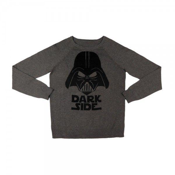 Dark Side Vader Face Shot Sweater