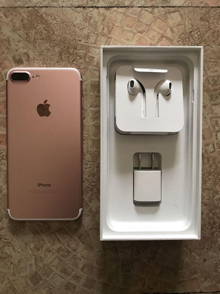 Apple iphone 7 plus 128gb rose gold tmobile a1784