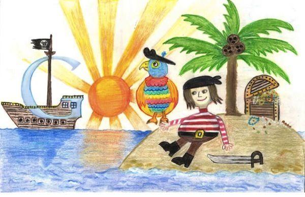 Great Job!: Dylan O'Brien, Doodles Drawings, Kids Stuff, Dylan Hoffman, Google Winner, Google Doodles, Kids Art, 2012 Winner, Pirates Theme