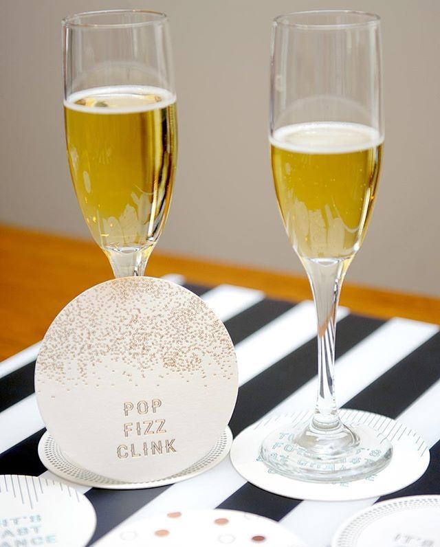 As seen on Lilliana Vazquez of @thelvguide Instagram! Cute set of 8 coasters for your entertaining essentials