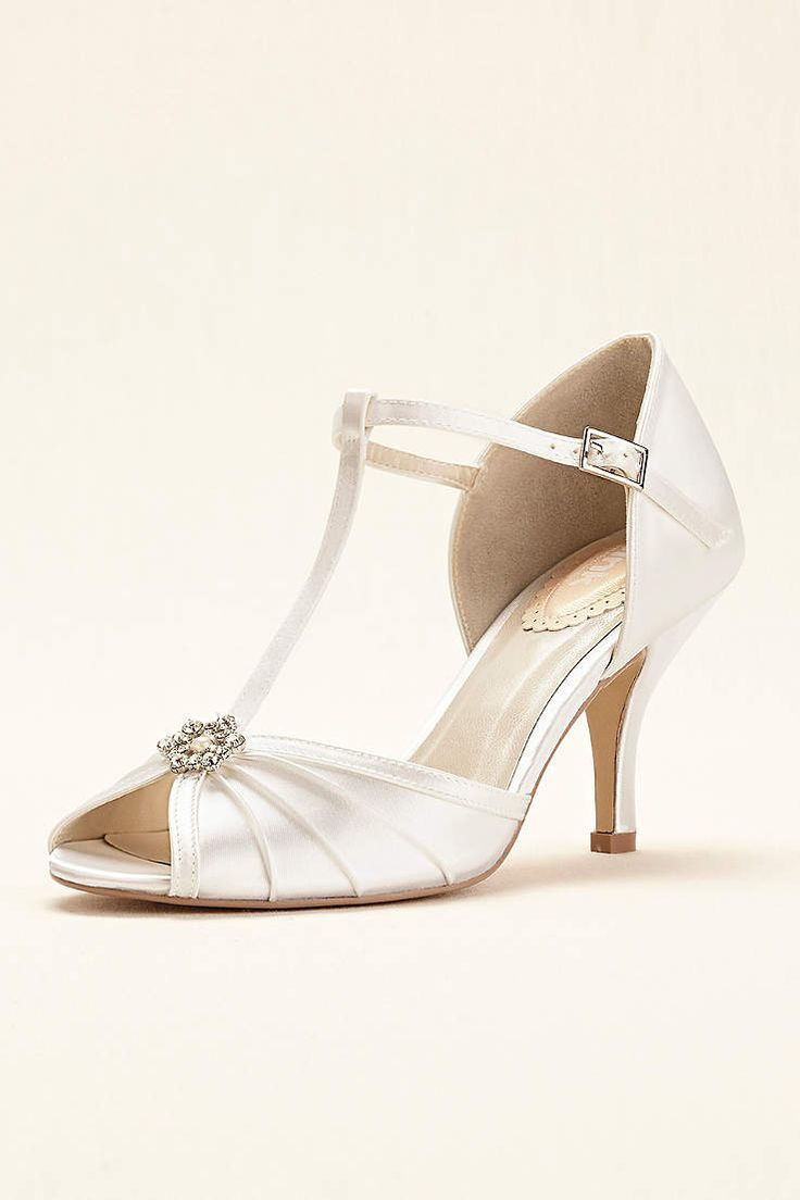 Have A Perfect Color In Mind For Your Shoes Browse Davids Bridal Collection Of Dyeable