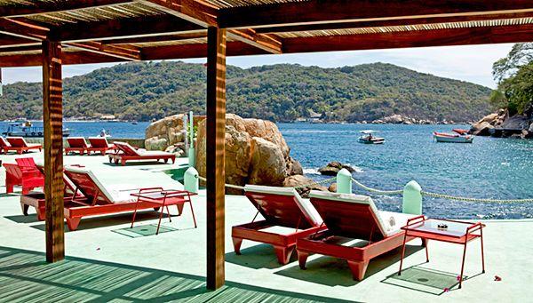 The Hotel Boca Chica Acapulco, Mexico: Luxury Design Hotel