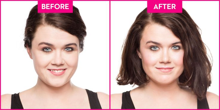 How to Slim a Round Face in 3 Easy Steps - GoodHousekeeping.com