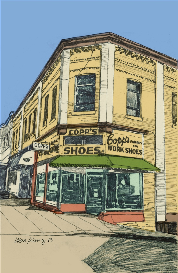 Copps Shoes New Westminster