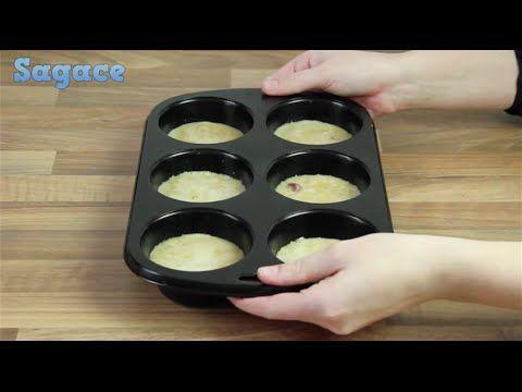 Questi sono probabilmente i muffin più sani al mondo. Quando gusto E sal...