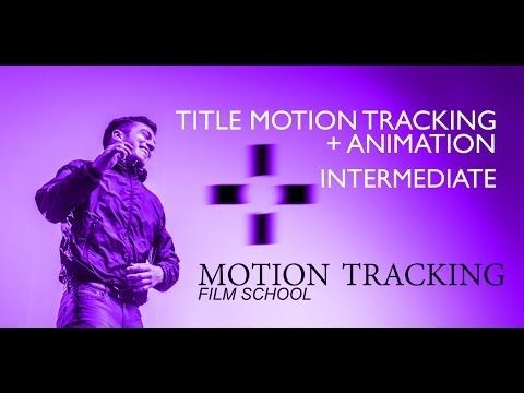 After Effects Tutorial - Basic Title Effects - YouTube