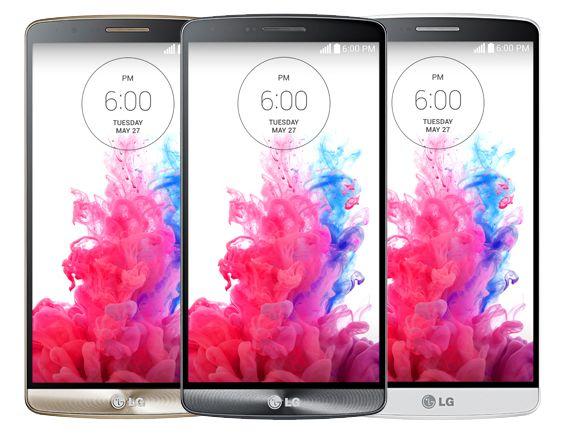LG G3 - Sencillamente extraordinario. El smartphone revolucionario de LG.